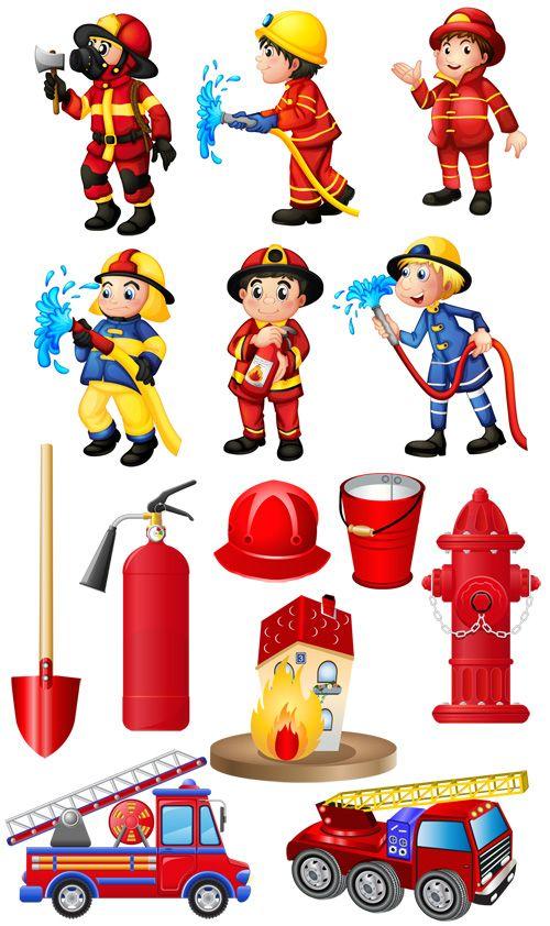 Grafika átlátszó háttérrel - Tűz, tűzbiztonsági