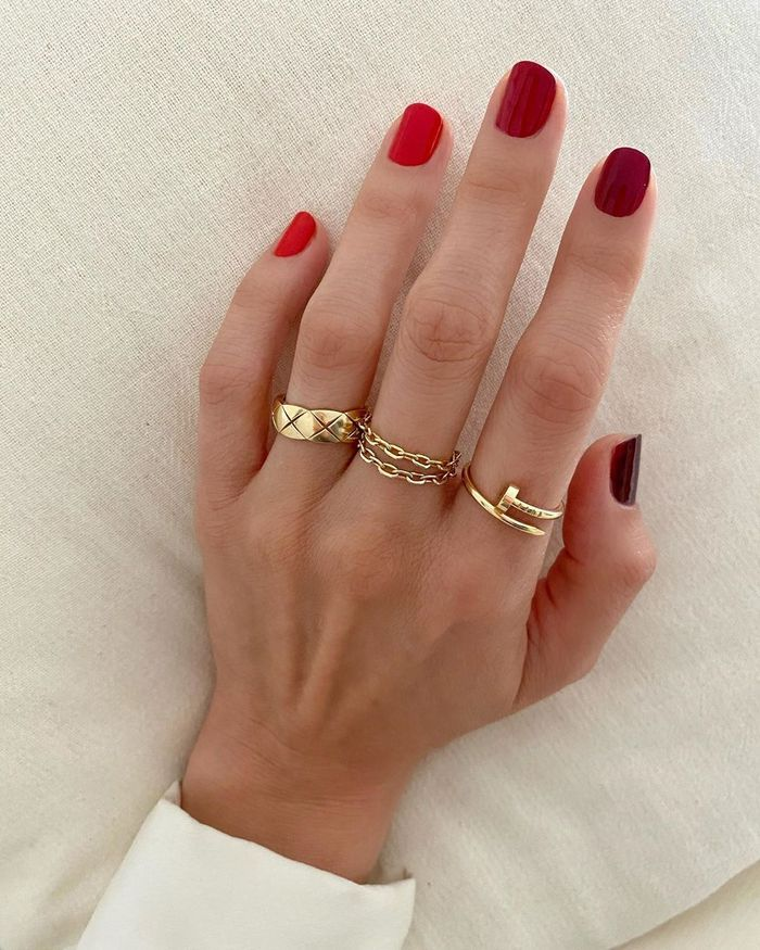 The 15 Coolest Nail Designs For Fall 2020 In 2020 Stylish Nails Art Stylish Nails Minimalist Nails