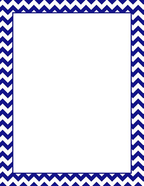 Printable navy chevron border. Free GIF, JPG, PDF, and PNG downloads at http://pageborders.org/download/navy-chevron-border/. EPS and AI versions are also available.