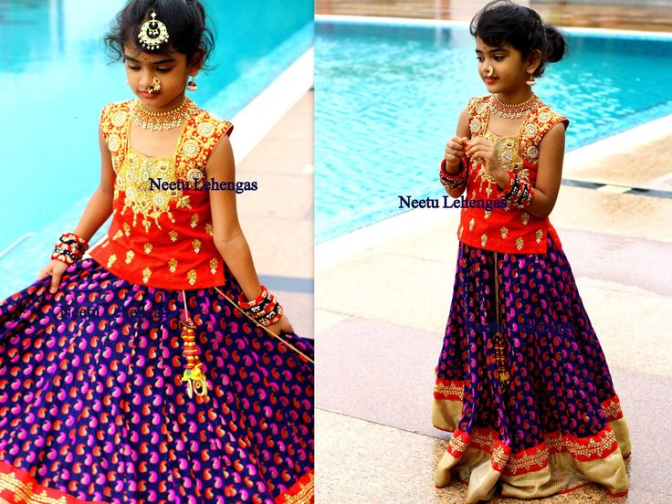 Ur eyes r raindrops on flowers..... ur attitude is like a rainbow at a splashing waterfall..... no matter what wonders my eyes have seen  nothing compares to the beauty i see when i look at u.....  To get a similar dress for ur baby doll plz mail ur queries at neetulehangas@gmail.com.. whats app @ 8184889999.. with attached dress pic n ur baby age.. Thanq 23 July 2016