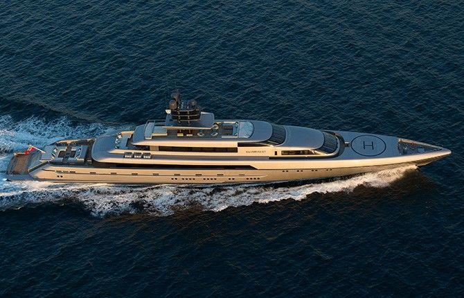 The 15 Best New Superyachts from the 2015 Monaco Yacht Show [SLIDESHOW] | Slideshow