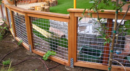 25+ Best Ideas About Types Of Fences On Pinterest