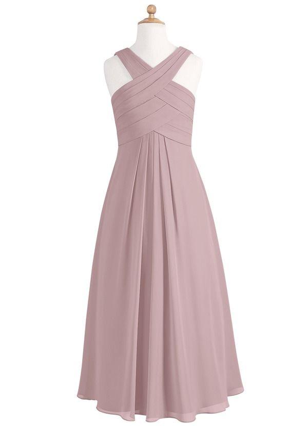 066aef3222f Azazie Kaleigh JBD. Azazie Kaleigh JBD Junior Bridesmaid Dresses ...