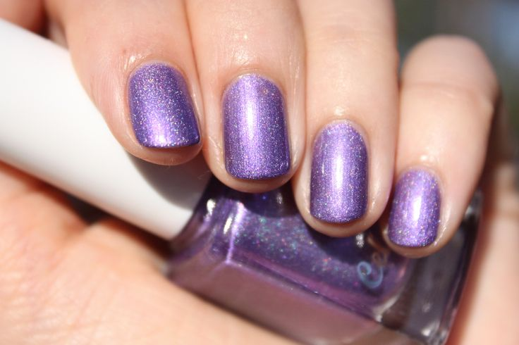 Purple Rain Cocktail swatched by Haylee of @drydammitnails