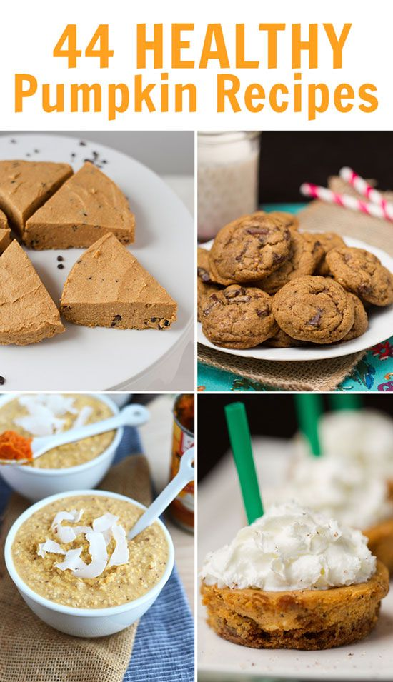 The Ultimate Healthy Pumpkin Recipe Round-Up via @fitfluential #fitfluential #eat