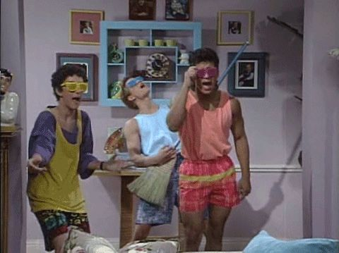 """Things """"Saved By The Bell"""" Taught Me"""