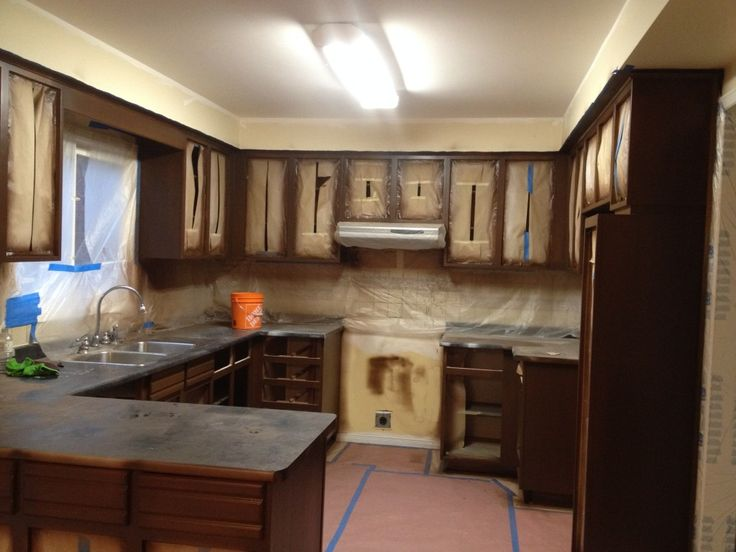 cabinet refinishing spray painting and kitchen cabinet from Professional Painters For Kitchen Cabinets