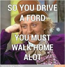 chevy vs ford funny - Google Search