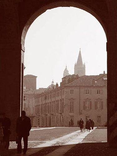 """Parma: view from """"la Pilotta"""""""