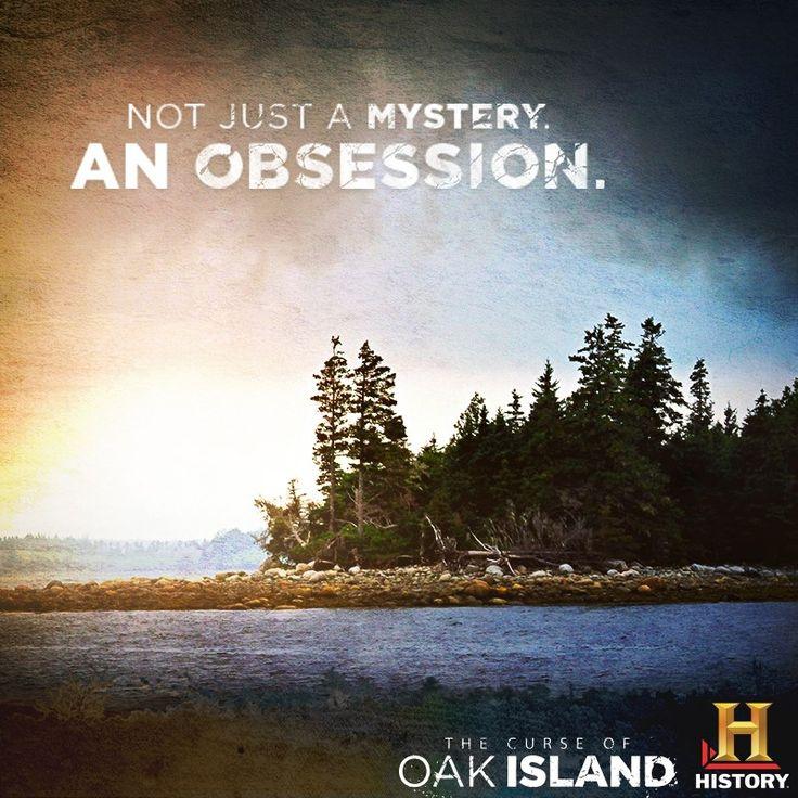 Curse Of Oak Island Crusaders