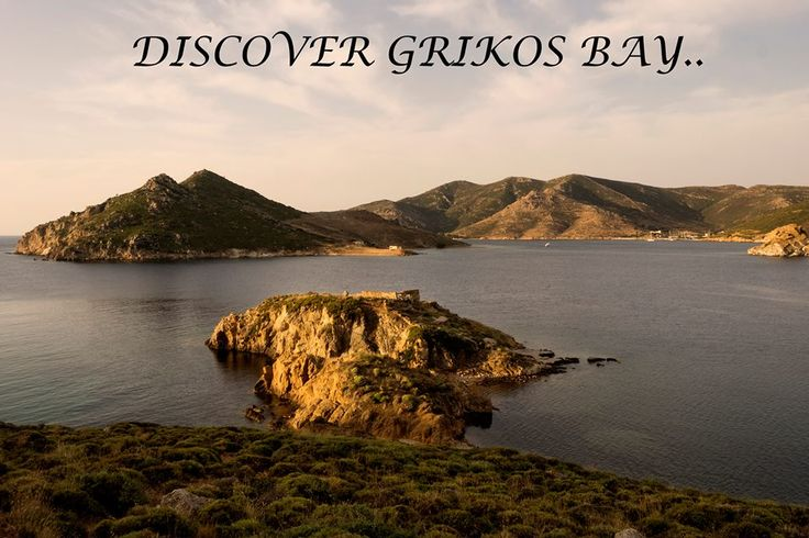 Discover #Grikos bay. Visit out new website www.patmosaktis.gr . |  *Best price guaranteed. #patmos #patmosaktis