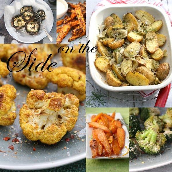 vegetables on the side