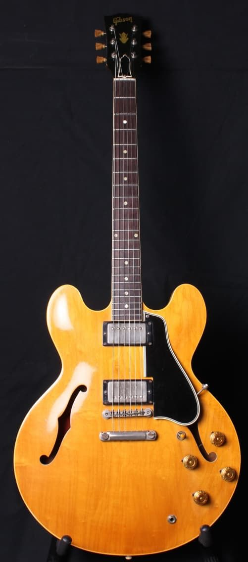 1960 Gibson ES-335 TDN Natural OHSC