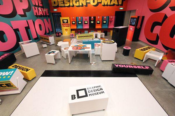 Design it Yourself @ Graphic Design Museum, Breda (NL, 2011)