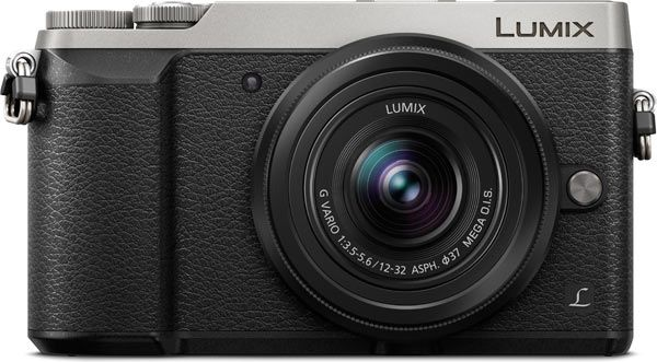Panasonic LUMIX DMC-GX85, silver. Panasonic: Mirrorless Interchangeable Lens Compact Camera LUMIX DMC-GX85: 4K Video, 4K PHOTO, New 5-Axis Dual I.S. (Image Stabilizer) for Blur-Free Photo/Video Shooting in Low Light, Ultra-Fast Auto Focusing of Approx. 0.07 Sec, 16.0-MP Digital Live MOS Sensor without a Low Pass Filter, DFD (Depth From Defocus) Technology, L.Monochrome Mode in Photo Style, Focus Bracket & Aperture Bracket