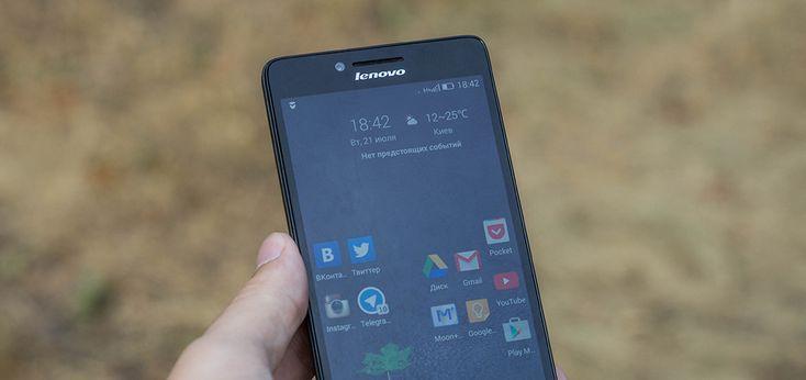 Lenovo A6000 – обзор и немного нравоучений производителям http://root-nation.com/24/07/2015/lenovo-a6000/