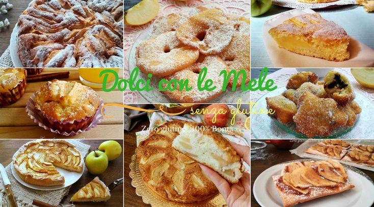 Dolci con le mele - Ricette senza glutine