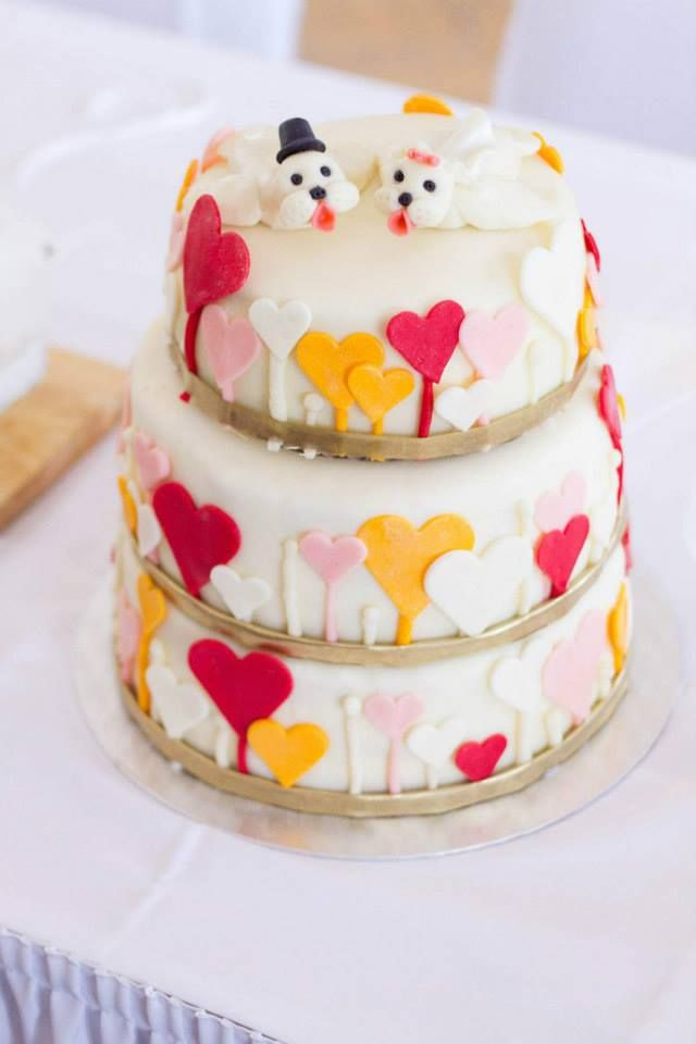 #weddingcake #heartcake