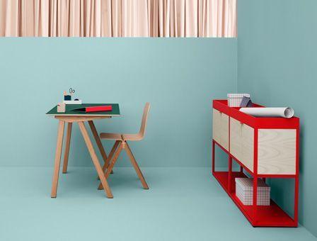Copenhague Desk by Hay