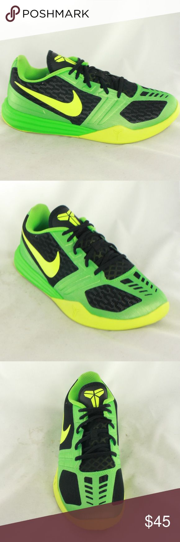 Like New Nike KB Mentality Basketball Shoes Literally like new all around, Kobe Bryant series low top basketball sneakers. Extremely light, perfect for the agile shooter, whether you're driving to the hoop or making room to get your shot off.  Size 8 Nike Shoes Athletic Shoes