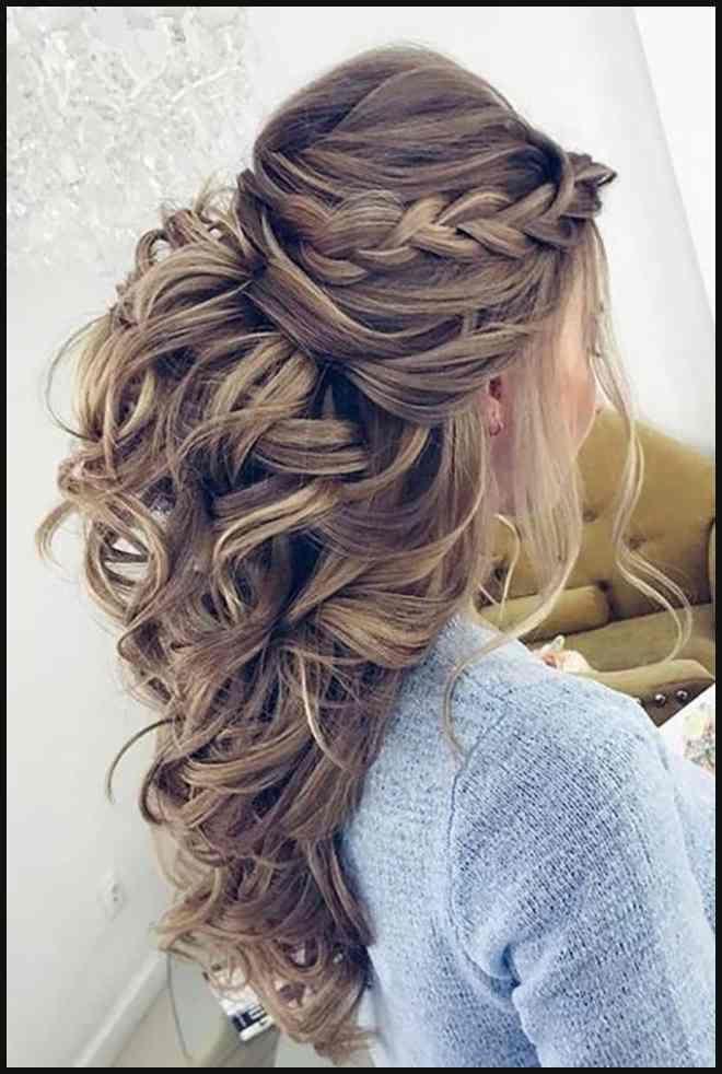 Sammlung Von Lange Frisuren Hochzeit Einfache Frisuren Frisuren