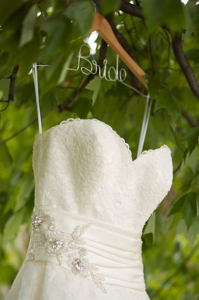1000 images about diy wedding dress hanger on pinterest for Personalised wedding dress hanger