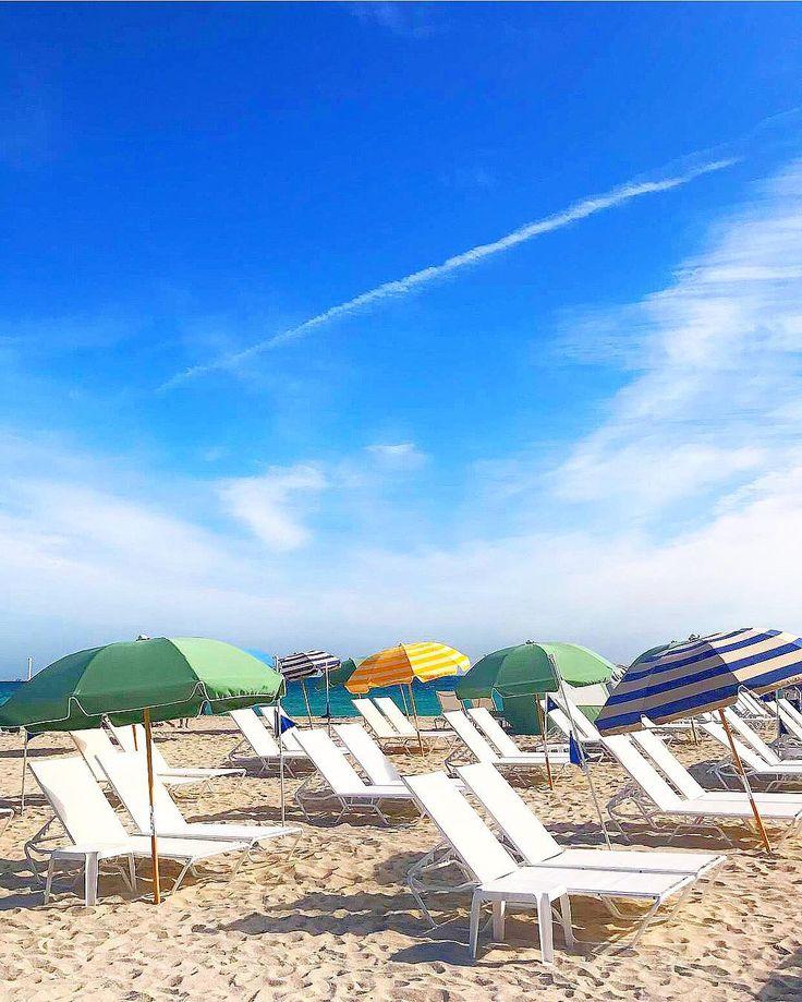 Good morning Miami! Do frio chileno para o calor da Flórida! Que venham dias bem relax pela frente! Hora de descansar e aproveitar o verão em praias tranquilas de água azul cristalina. Tudo que eu preciso!