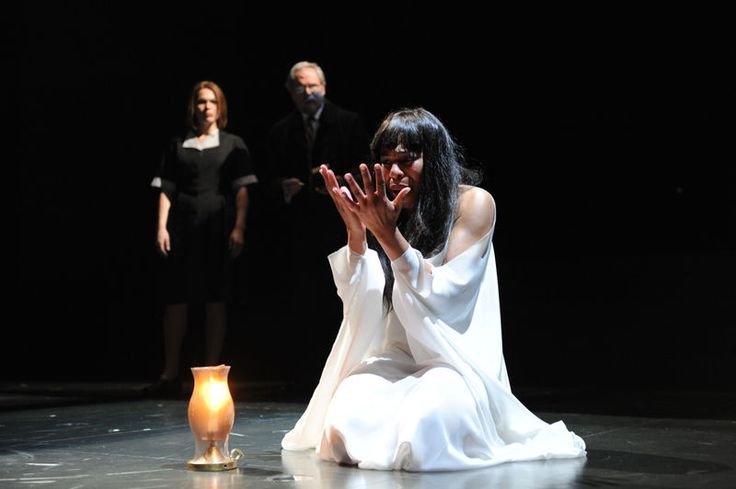 Lady Macbeth gets scared that she and her husband will get ...