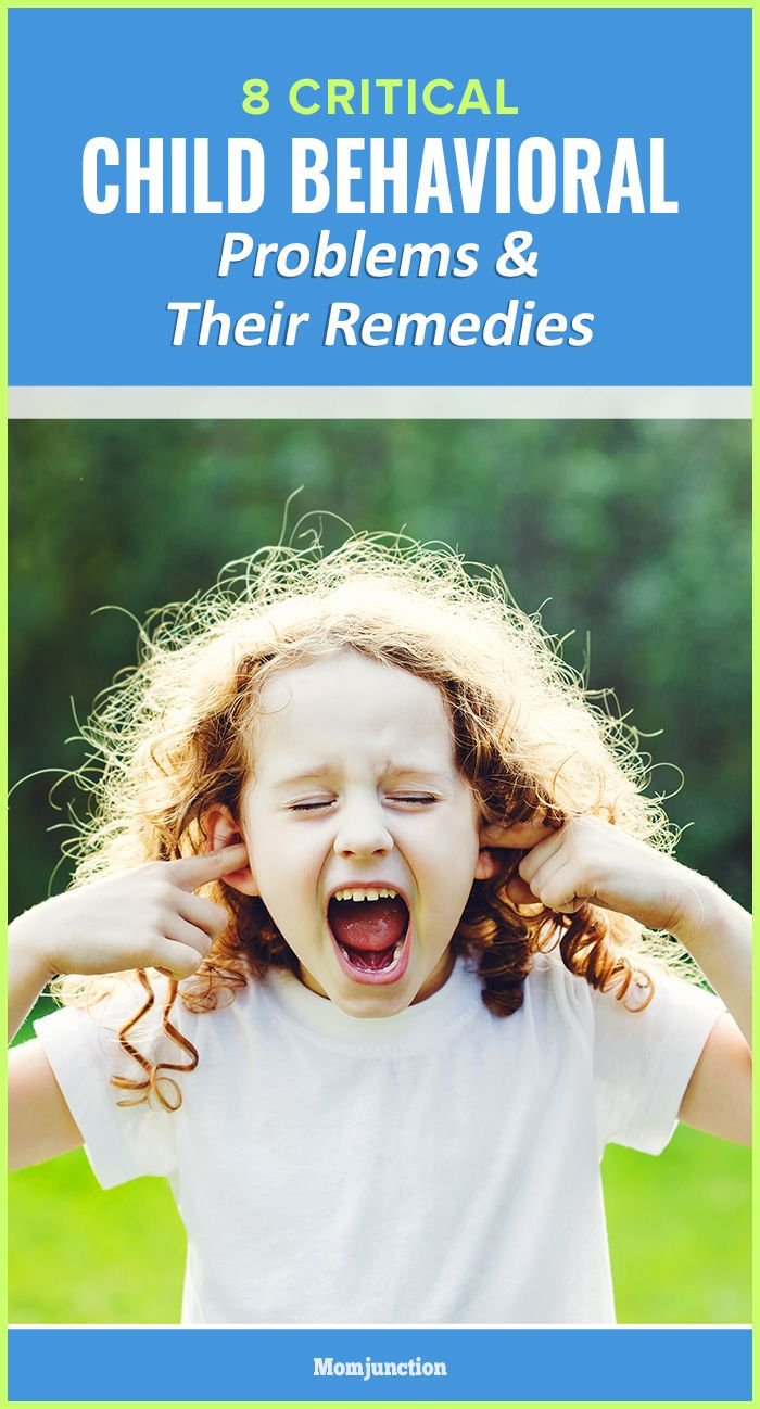 Behavior problems in children are common. Parents should learn to tackle them patiently. Read to understand kids with behavior disorders and other issues.