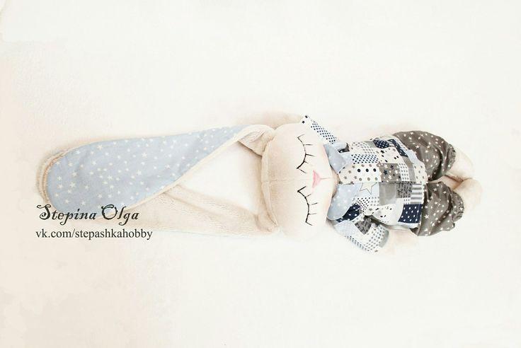 Зайки сплюшки для малышей. Выкройка пижамы для зайки мальчика