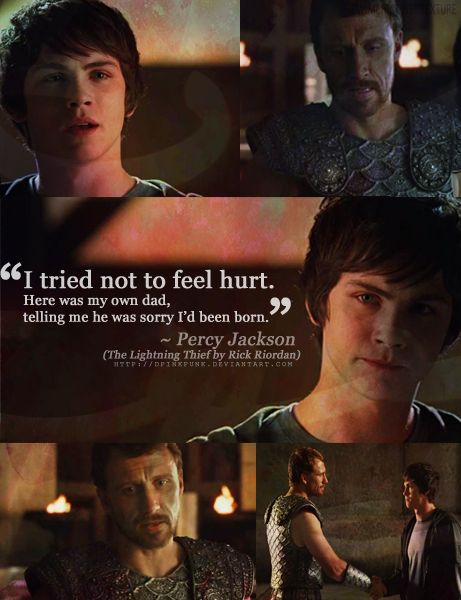 Percy Jackson and the Olympians: The Lightening Thief (once again..the book was still better)