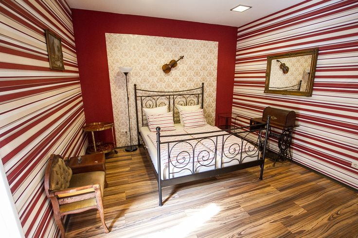 The best hostel in Budapest with uniquely decorated private rooms, contact us if you need a low-budget place to stay!