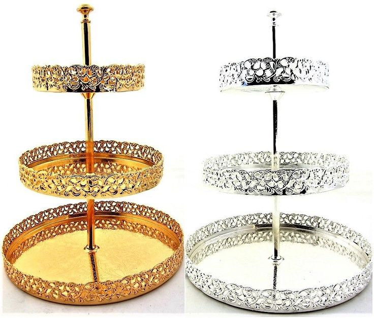 Round Serving Tray with handle Sweets/Fruit/Cakes. Ideal presentation/decoration table piece use for serving cakes/ sweets (Indian Asian sweets)/fruit/ biscuits or savoury snacks also can be used for paan tray. | eBay!