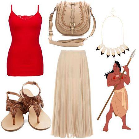 An outfit like Kocoum