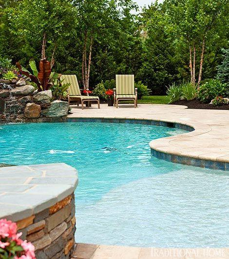 Backyard Pool Pool House: 578 Best :: Pool House & Pools :: Images On Pinterest
