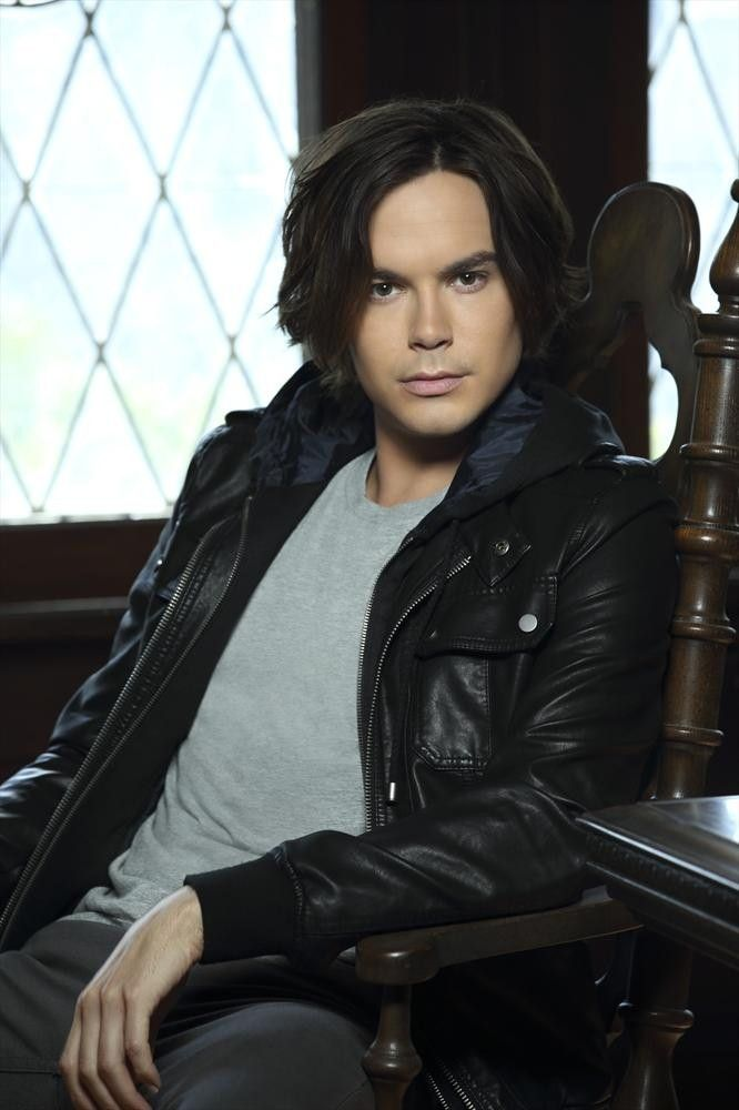 Caleb Rivers played by Tyler Blackburn. Tune in to all new ...