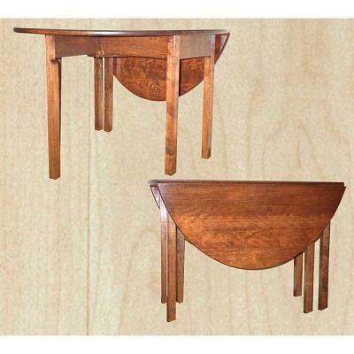 federal style gate leg table plan afd 148