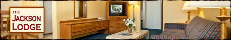 Jackson CA Hotel near Sutter Creek & Kirkwood by The Jackson Lodge in Amador County California