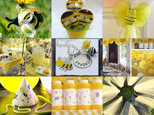 Maybe Use Yellow Bubbles With Labels That Say About To Pop Image Detail For Designs Party Inspiration Bumble Bee Birthday Parties And Showers