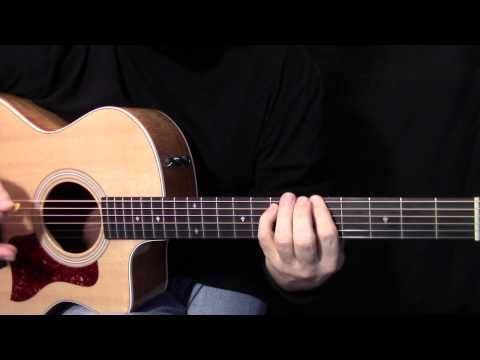 "▶ how to play ""Ramble On"" by Led Zeppelin - acoustic guitar lesson - YouTube"