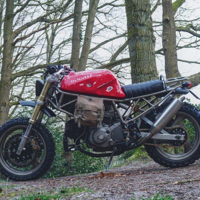 Ducati 750ss Scrambler El Chapo Ducati 750ss Ducati Cafe Racer