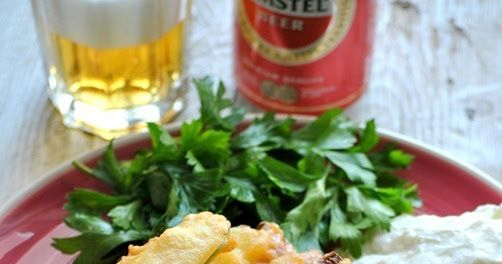 Φίλε…… Πιάσε μια μπίρα! Υλικά 1 μπουκάλι μπίρα (γυάλινο το κλασικό) λίγη ρίγανη 1 αβγό 1/2 με 1 κ.γ. baking powder λίγο αλάτι αλεύρι όσο χρε...