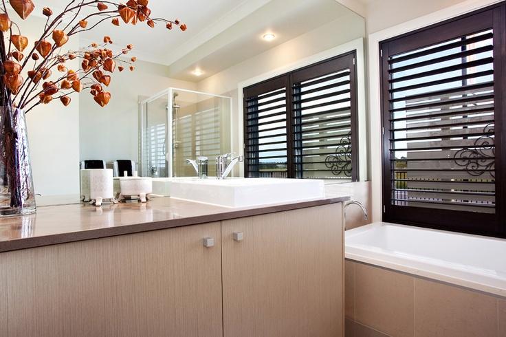 Metricon homes bordeaux bathroom house ideas pinterest - Bordeaux Ensuite By Mcdonald Jones Bathroom Design