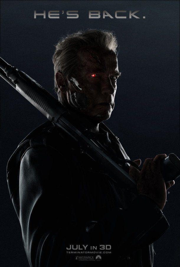 Terminator: Genisys (2015) | Release date: July 3 2015