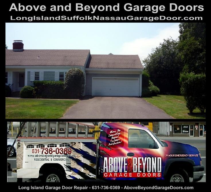 Garage Door Repair | GARAGE DOOR EXTENSION SPRINGS | 631-736-0369 | Long Island Garage Door Repair - Low prices on all garage doors, openers and repairs across Long Island, Queens and maybe some day soon, NYC, and beyonD -- ABOVE AND BEYOND GARAGE Doors is Long Island Garage Door Repair - Door Service http://longislandgaragedoorrepair.com