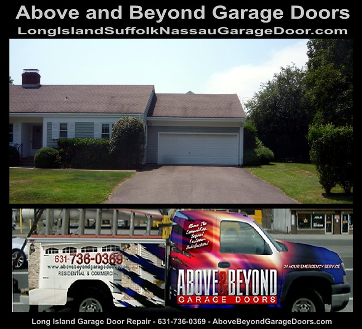 Garage Door Repair | GARAGE DOOR EXTENSION SPRINGS | 631-736-0369 | Long Island Garage Door Repair - Low prices on all garage doors, openers and repairs across Long Island, Queens and maybe some day soon, NYC, and beyonD -- ABOVE AND BEYOND GARAGE Doors is Long Island Garage Door Repair - Door Service http://longislandgaragedoorrepair.com