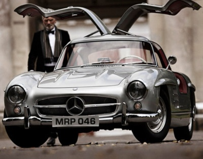 Nothing beats Gull wing
