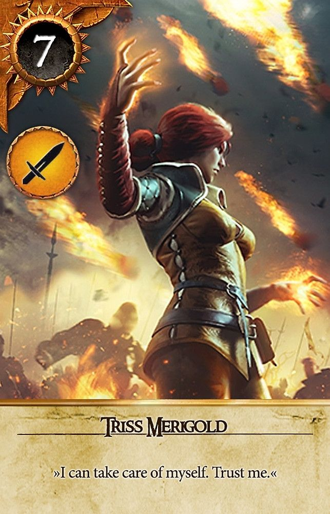 314 best witcher images on pinterest videogames male witch and triss merigold gwent card the witcher 3 wild hunt solutioingenieria Image collections