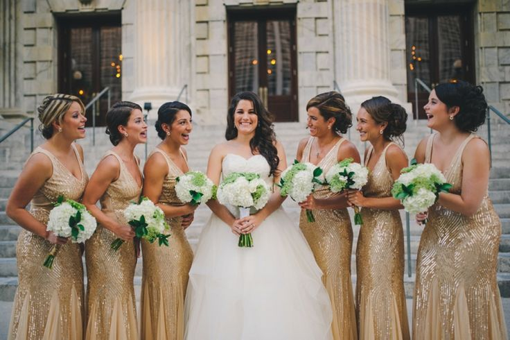 Golden Colour Wedding Gowns: 17+ Best Ideas About Gold Bridesmaid Gowns On Pinterest
