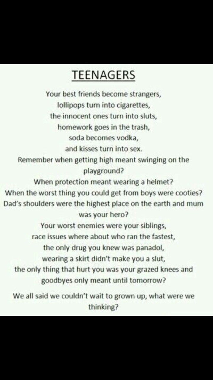Pin By Alexis Becker On Life Of A Teenager Growing Up Quotes Poems About Growing Up Cute Little Quotes